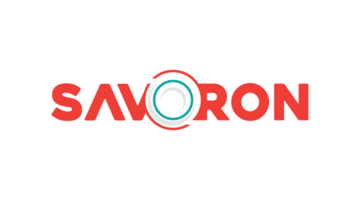 Logo for Savoron.com