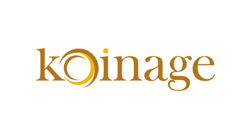 Logo for Koinage.com