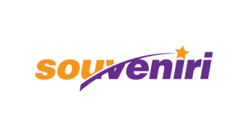 Logo for Souveniri.com