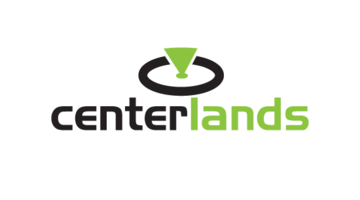 Logo for Centerlands.com