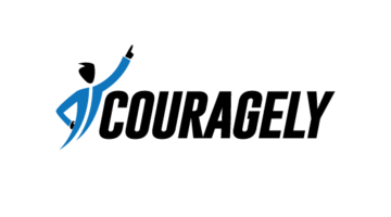 Logo for Couragely.com