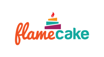 Logo for Flamecake.com