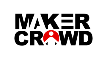 Logo for Makercrowd.com