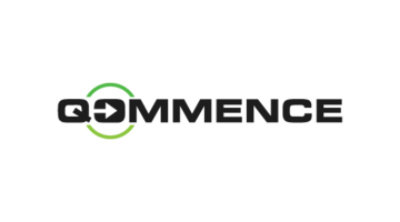 Logo for Qommence.com