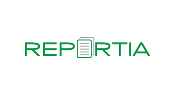 Logo for Reportia.com
