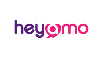 Logo for Heyamo.com