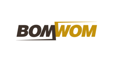 Logo for Bomwom.com