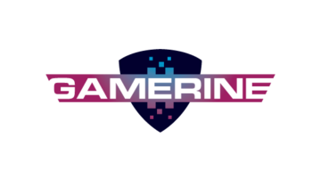 Logo for Gamerine.com