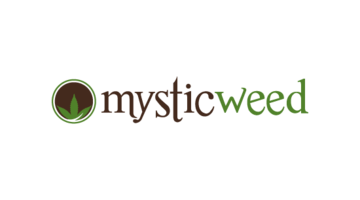 Logo for Mysticweed.com