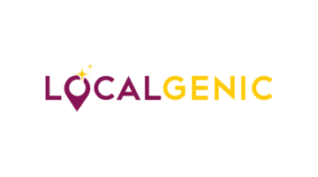 Logo for Localgenic.com
