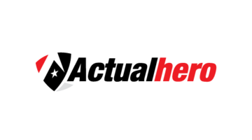 Logo for Actualhero.com