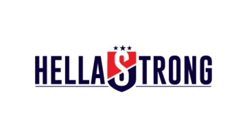 Logo for Hellastrong.com
