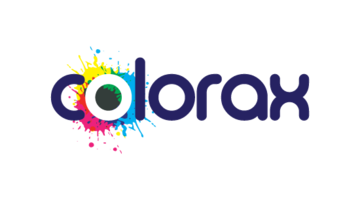 Logo for Colorax.com
