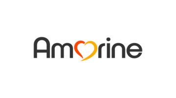 Logo for Amorine.com