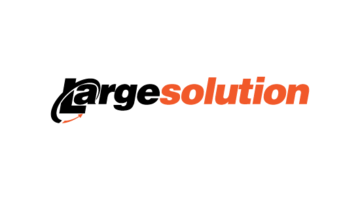 Logo for Largesolution.com