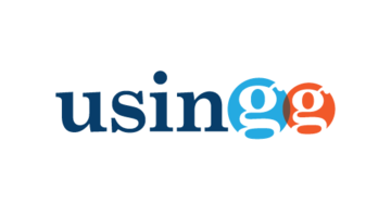 Logo for Usingg.com