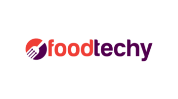 Logo for Foodtechy.com