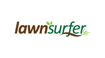 Logo for Lawnsurfer.com