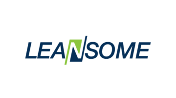 Logo for Leansome.com