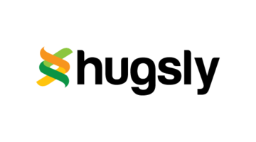 Logo for Hugsly.com