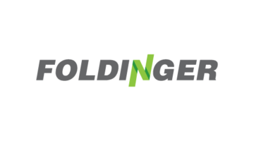 Logo for Foldinger.com
