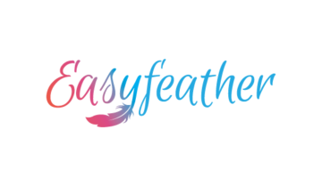 Logo for Easyfeather.com
