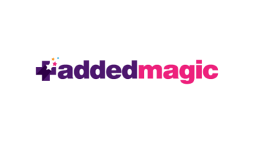 Logo for Addedmagic.com