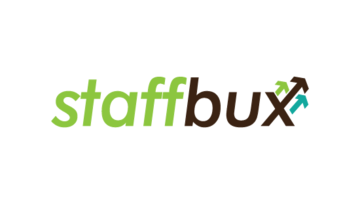 Logo for Staffbux.com