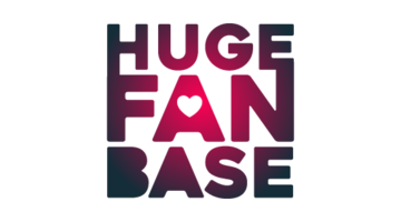 Logo for Hugefanbase.com