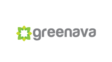 Logo for Greenava.com