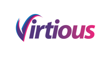 Logo for Virtious.com