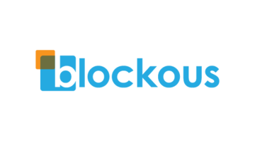 Logo for Blockous.com