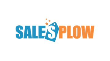 Logo for Salesplow.com