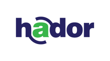 Logo for Hador.com