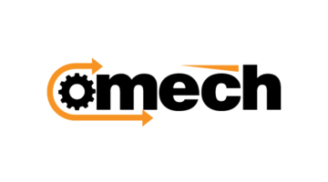Logo for Omech.com