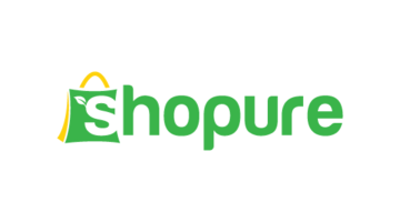 Logo for Shopure.com
