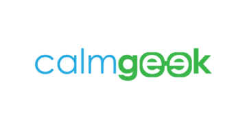 Logo for Calmgeek.com