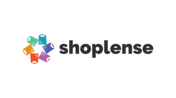 Logo for Shoplense.com