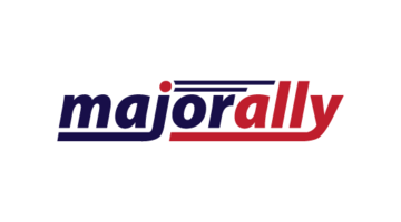 Logo for Majorally.com