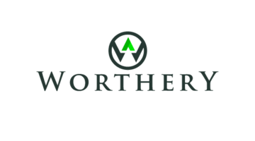 Logo for Worthery.com