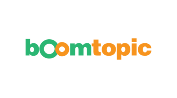 Logo for Boomtopic.com