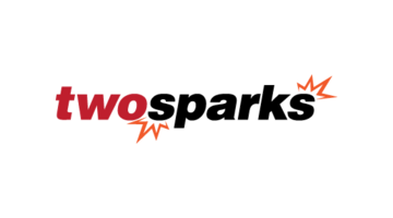 Logo for Twosparks.com