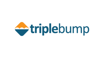Logo for Triplebump.com
