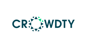 Logo for Crowdty.com