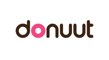 Logo for Donuut.com