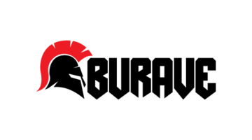 Logo for Burave.com