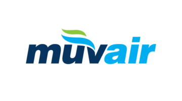 Logo for Muvair.com