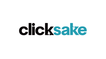 Logo for Clicksake.com