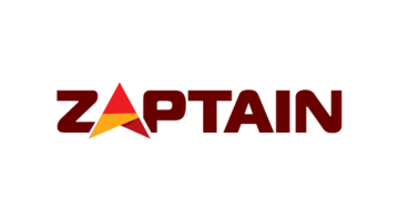 Logo for Zaptain.com