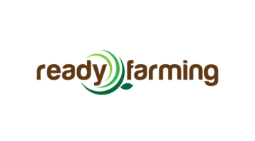 Logo for Readyfarming.com